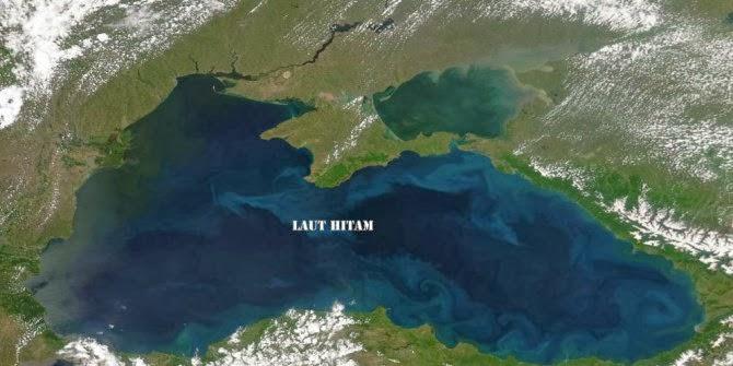 Laut Hitam