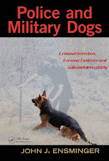 Police and Military Dog Book
