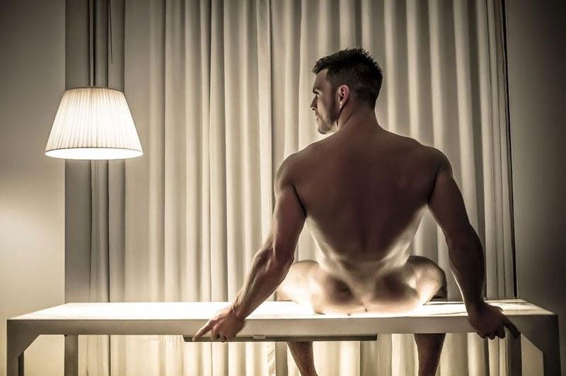 Paddy O'Brian naked