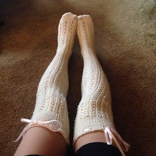 bas-tricot-élégant