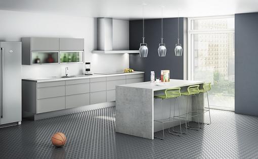 Inspira interiør: kjøkken inspirasjon