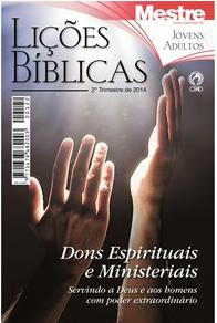 CPAD escola dominical lição 9 2014
