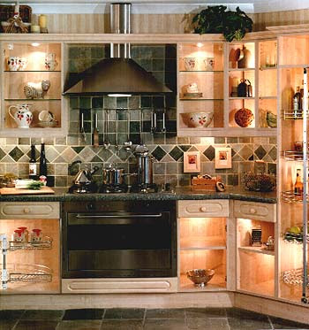 Interior Kitchen Decoration ~ All about Home and House Design