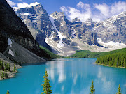 2012 /Canada NewsWire/ - Imagine . moraine lake banff national park canada