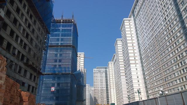 Tiến độ xây dựng chung cư Park View Dương Nội