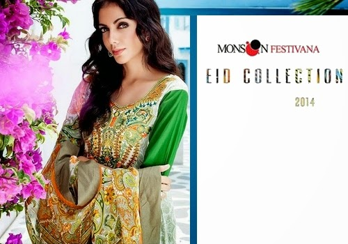 Monsoon Festivana Eid 2014