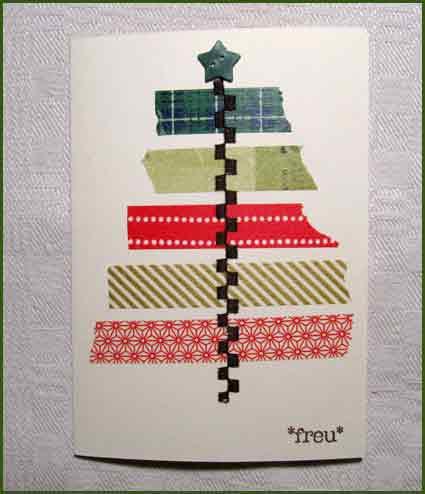 unser adventskalender 22 dezember weihnachtskarten. Black Bedroom Furniture Sets. Home Design Ideas