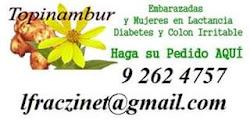 Topinambur - Alimentacion para Diabéticos