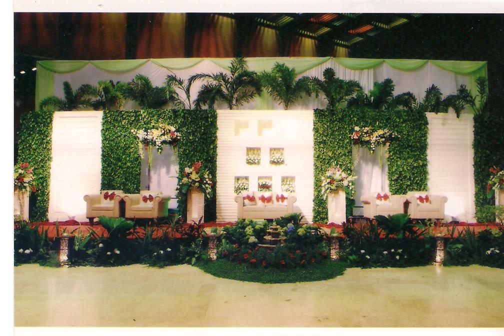 Dekorasi Pengantin Pelaminan And Pernikahan Penyewaan Alat