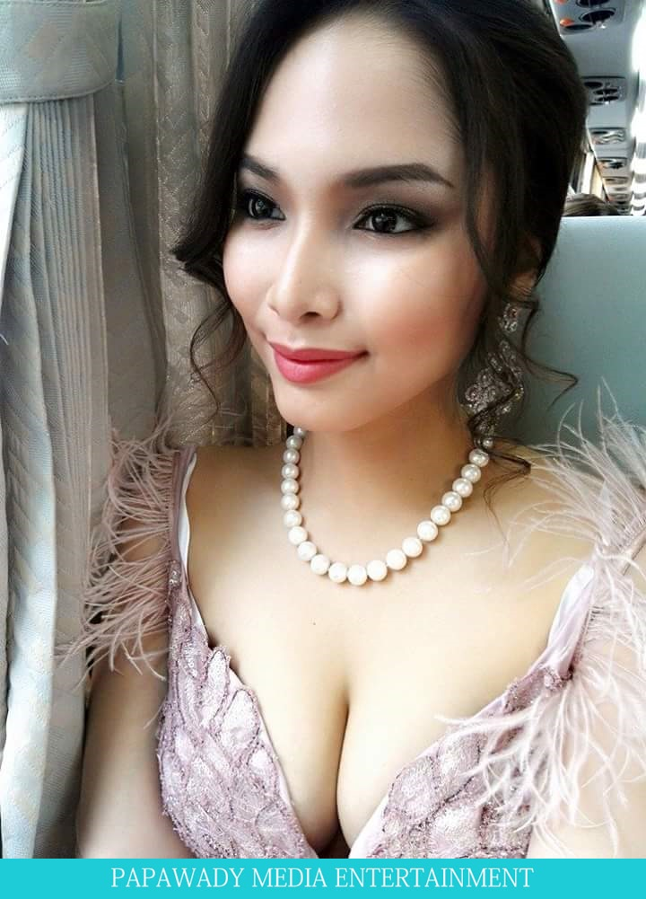 Miss International Myanmar 2015 Emerald Nyein