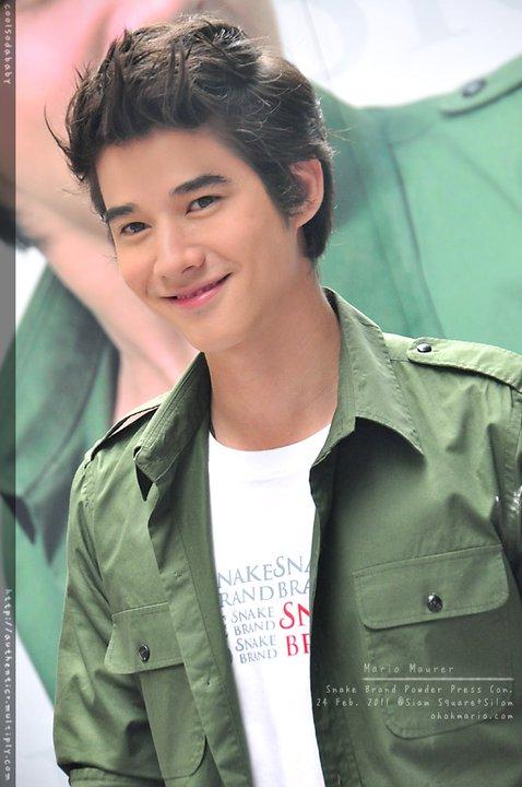 Mario Maurer Foto Model Dan Aktor Thailand Foto Dari 9