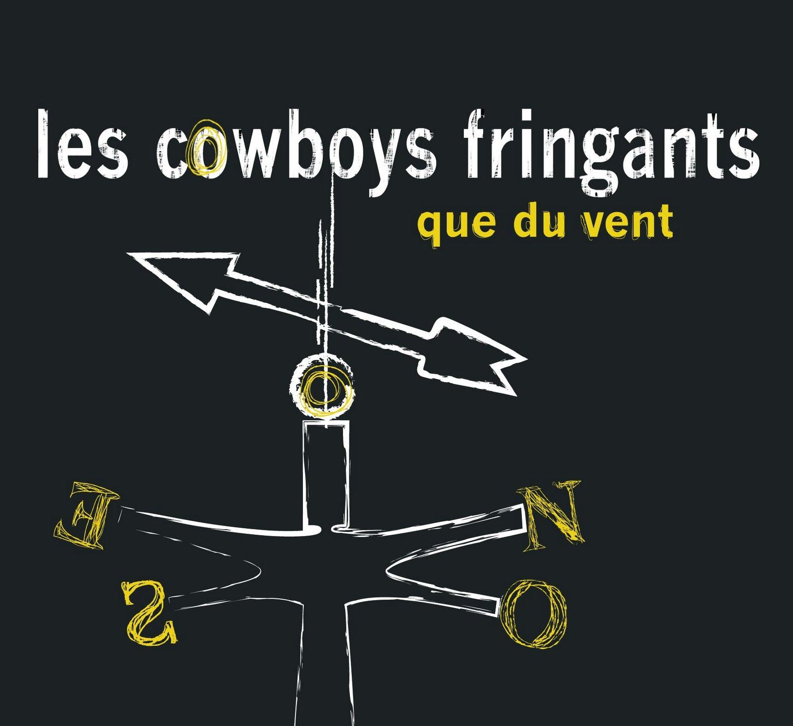 Les Cowboys Fringants - Sur Mon Canapé...