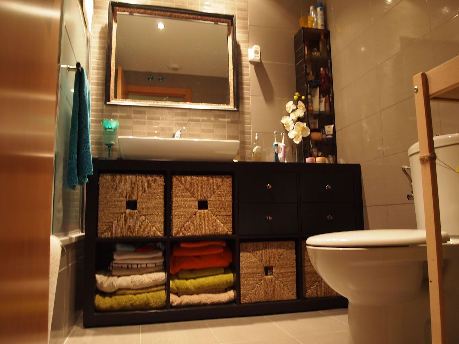 Muebles Baño Bajo Lavabo | Expedit Como Mueble Bajolavabo Mi Llave Allen