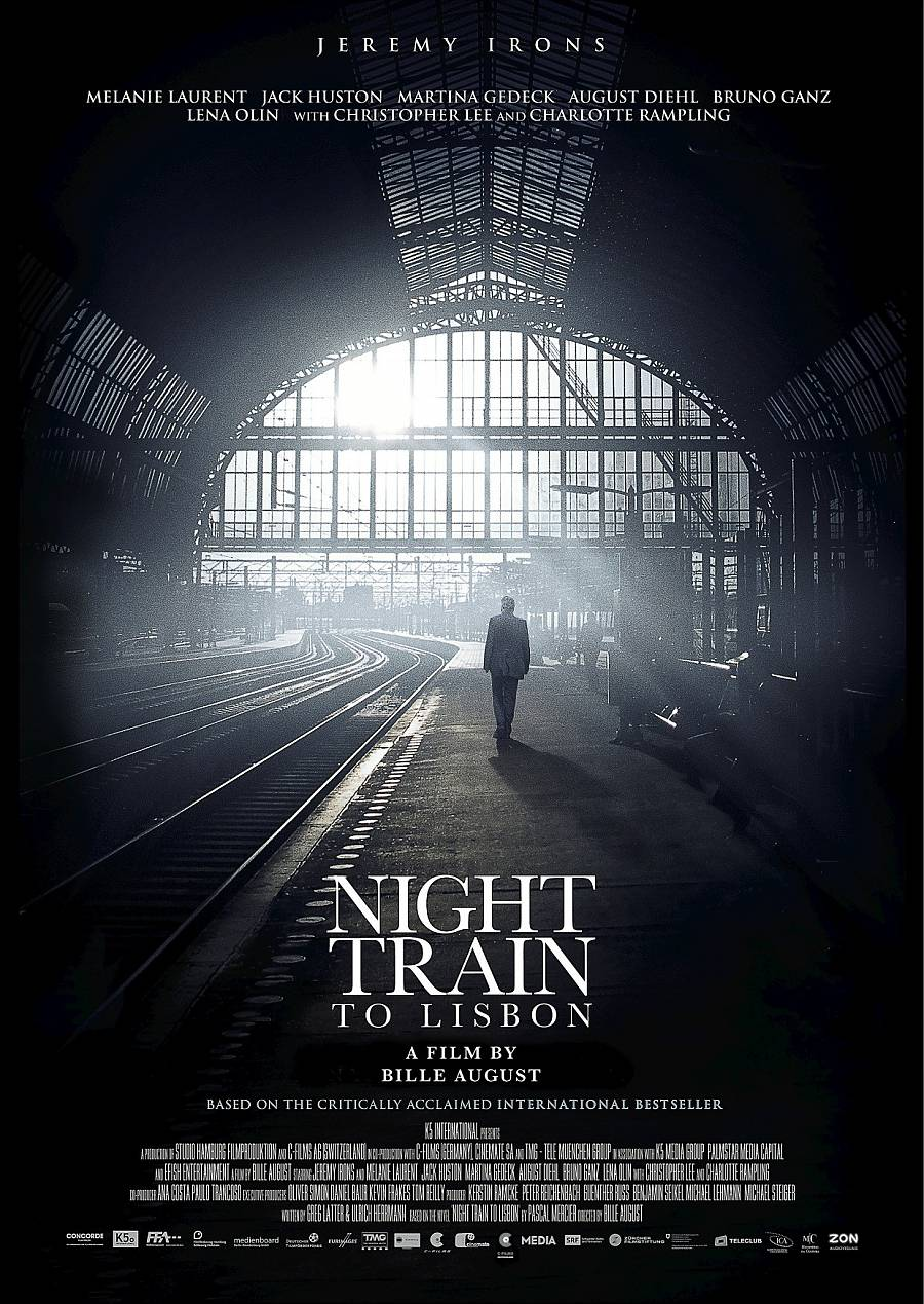 Tren nocturno a Lisboa (Night Train to Lisbon) (2013)