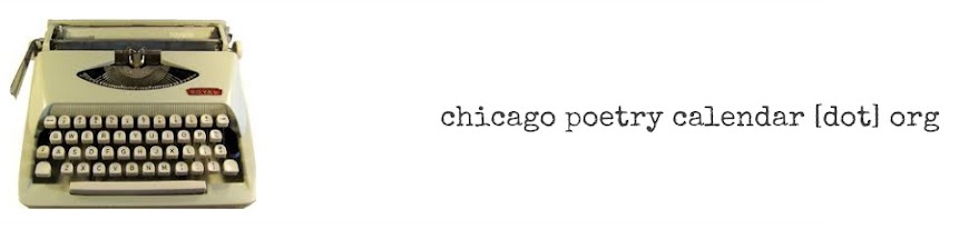 the chicago poetry calendar