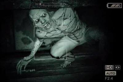 τρομακτικο παιχνιδι
