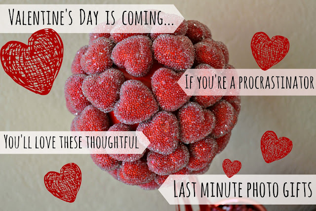 Easy last minute Valentine's Day photo gifts from Walgreens #HappyHealty #cbias