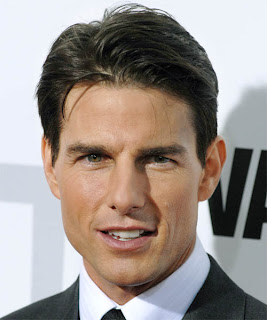Tom Cruise Hairstyle Pictures
