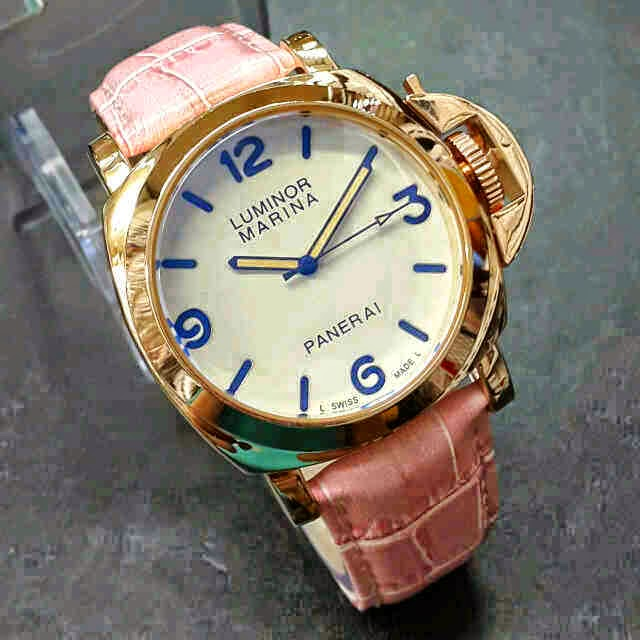 Luminor Marina Firenze Gold pink