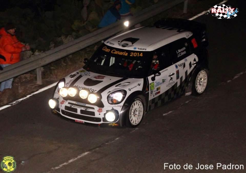 """38 Rally Islas Canarias """"El Corte Inglés"""""""
