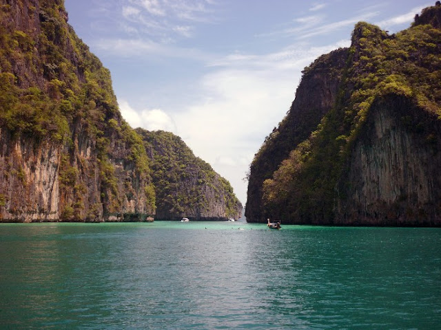 come arrivare a phi phi islands