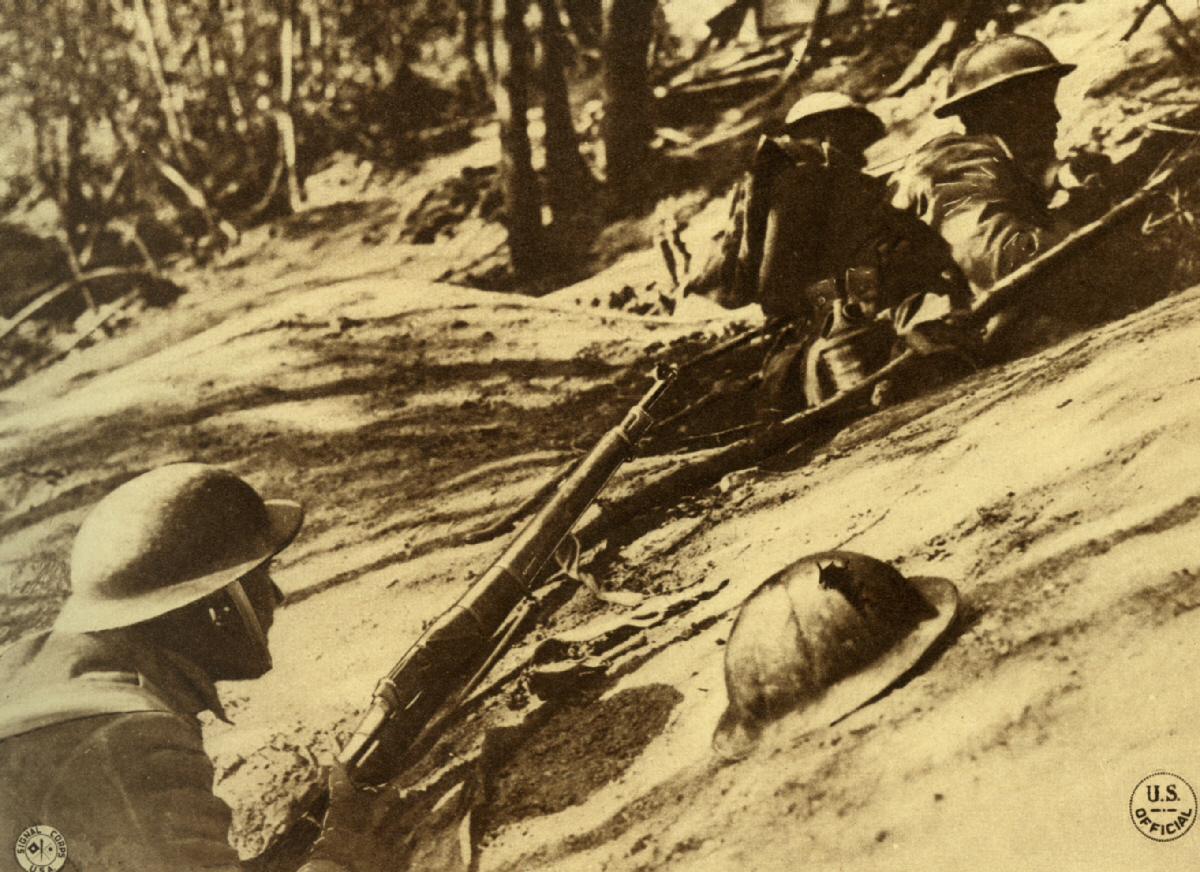 american troops in the second battle of the marne June 6 th: american troops counter-attacked german forces at belleau wood   july 15 th: second battle of the marne started, which saw the collapse of the.