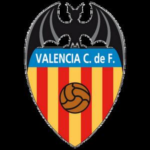 Logo Valencia Klub Sepak Bola La Liga Spanyol