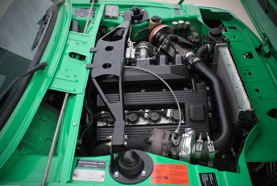 Bmw M42 Turbo Stock Internals