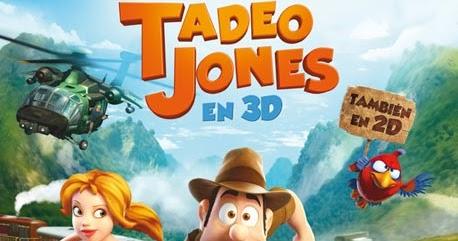 las aventuras de tadeo jones trailer latino dating