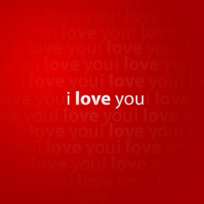 I love you download free wallpapers for Apple iPad