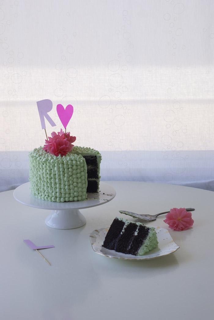 Do-it-Yourself Wedding Cake!