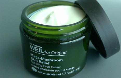 origins mushroom face cream