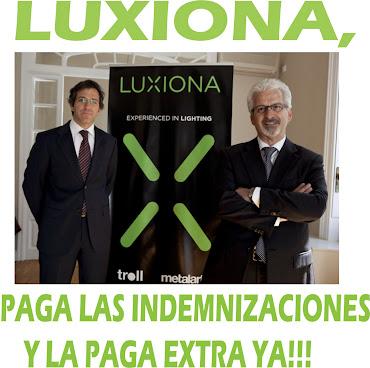 LUXIONA NO PAGA...