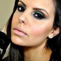 Tendência da moda sombra verde esmeralda a cor de 2013