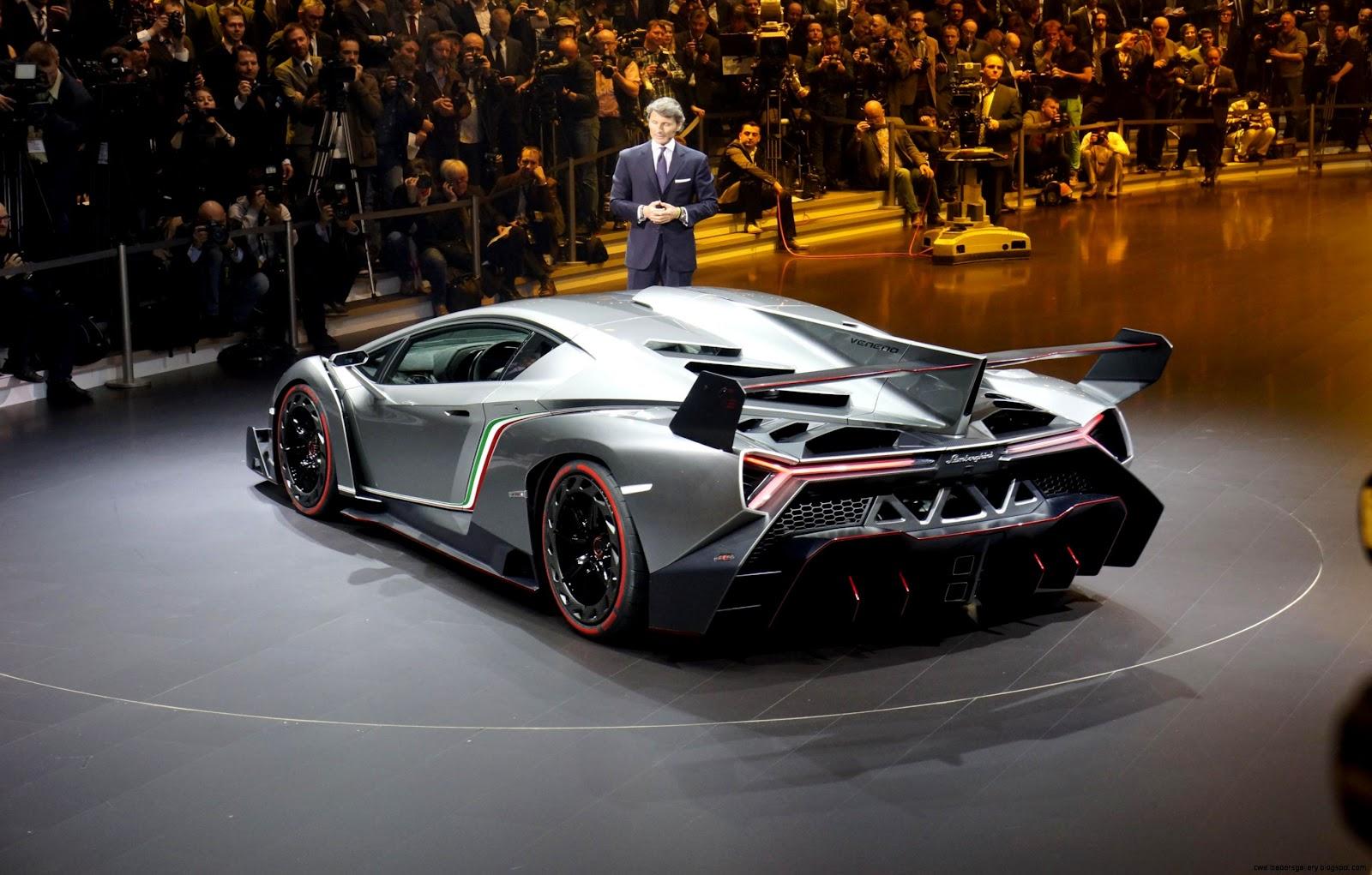 Lamborghini Veneno Ugliest Car