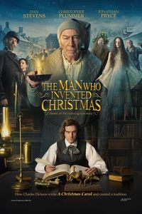 A newly released US film (11/2017):  <br>The Man Who Invented Christmas