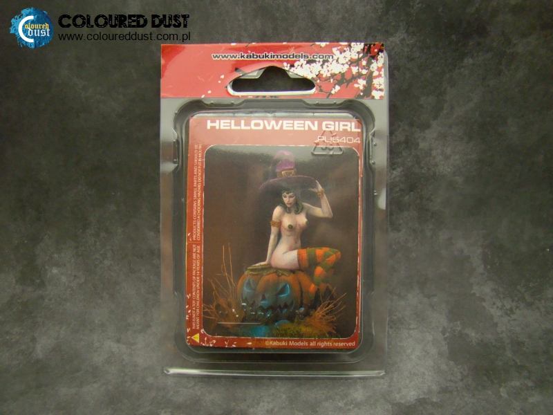 Helloween Girl (PU5404 Kabuki Models)