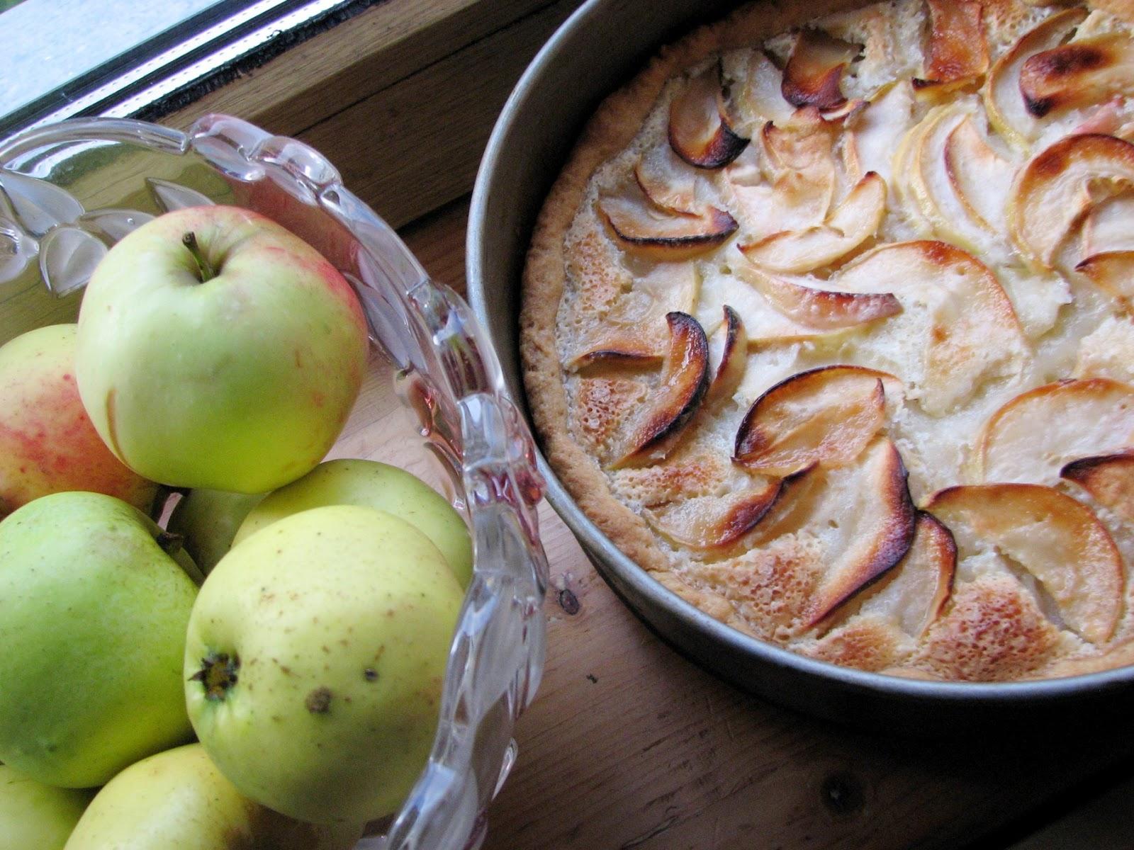 Рецепт яблочных пирогов в духовке с