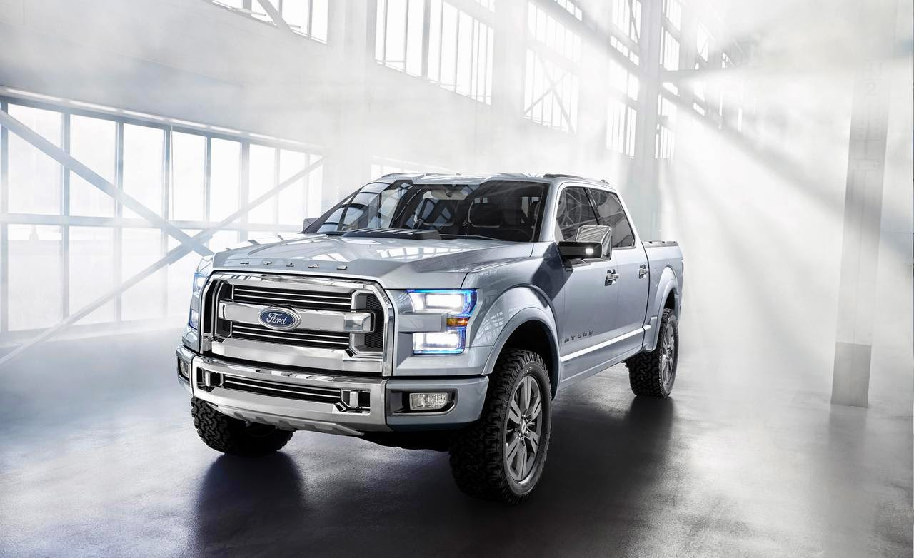 All-New Ford F-150 Welcomes Two New Engines to Four-Engine Lineup