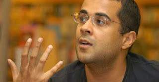 chetan bhagat,time of india
