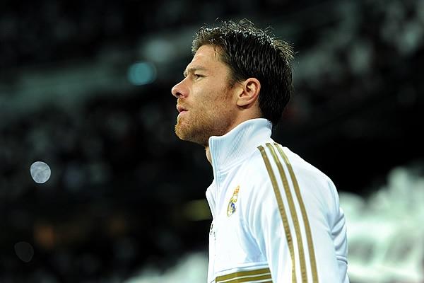 Xabi, brújula y personalidad del Real Madrid