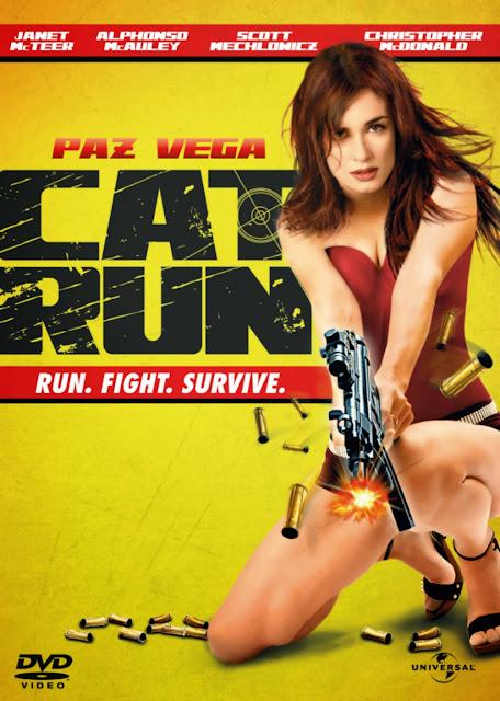 Sát Thủ Mèo Hoang 2 (thuyết Minh) - Cat Run 2 (2014)