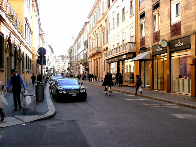 أفضل أسواق ميلانو