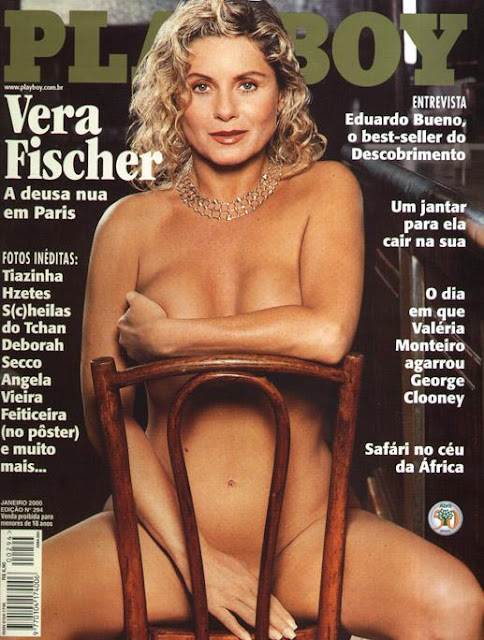 Best Vintage Playboy Model Vera Fischer Nude D