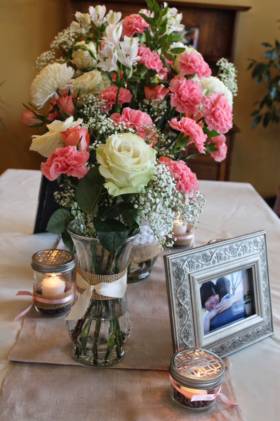Anna Elizabeth Made DIY Wedding Flowers