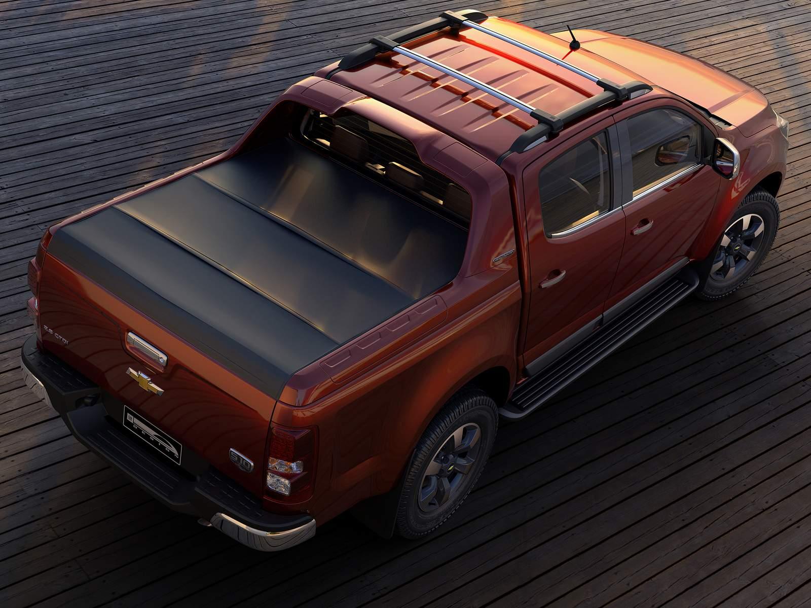 Chevrolet S 10 High Country Conceito Com Mais Requinte