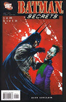 Batman: Secretos - 19/06/2013