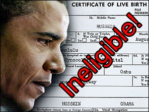 obama ineligible