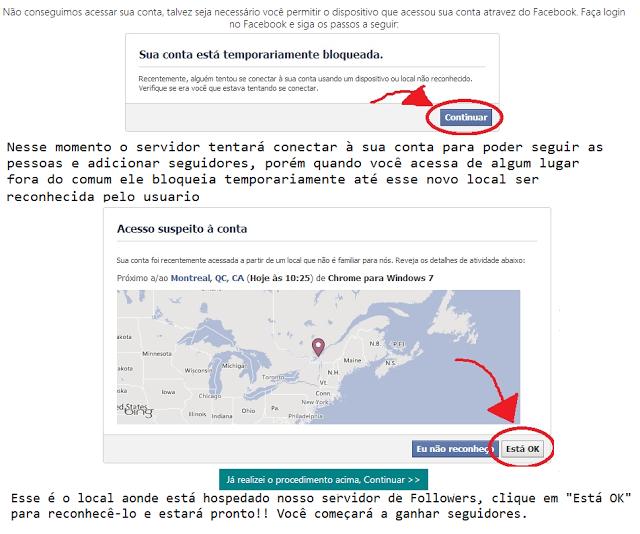 Veja como desbloquear sua conta do facebook