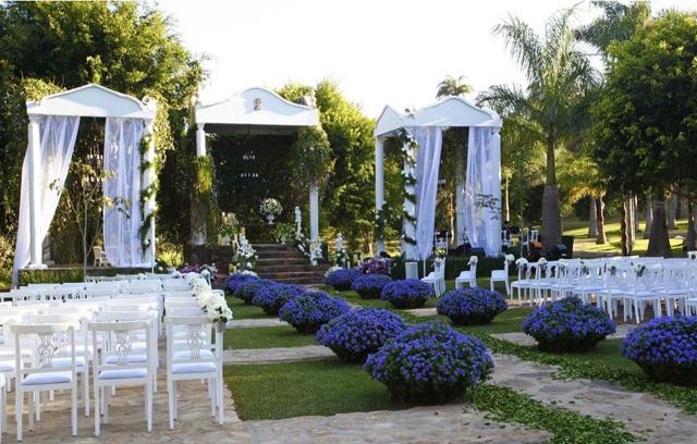 decoracao de casamento azul e amarelo simples : decoracao de casamento azul e amarelo simples: azul claro ao bic acho o azul uma ótima cor para casamentos diurnos